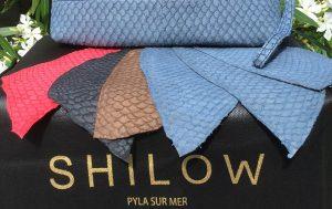 cuir poisson SHILOW 500